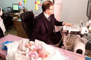 Детский кардиохирург Эндер Одемиш из АДЖИБАДЕМ посетил Кыргызстан