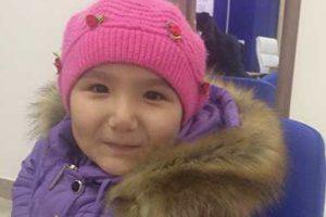 Благодарственное письмо от бабушки маленькой пациентки Acibadem Айканыш Тотоновой