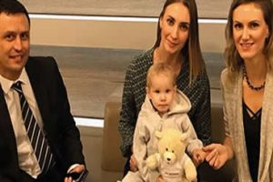 История 2-летнего пациента Ильи Ядрова из России