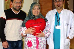 Пациентке из Киргизии подарили здоровое будущее специалисты Клиники Аджибадем