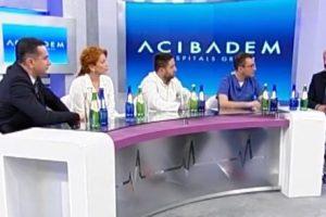 Выступление Pr.Dr. Семиха Халезероглу на канале Rustavi2 в Грузии